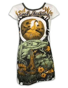 WEED Damen Kleid - Traumwelten