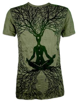 SURE Herren T-Shirt Wicca Art Guru