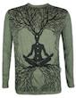 Sure Herren Longsleeve Shirt Wicca Art Guru
