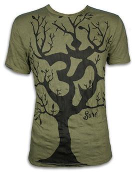 SURE Men´s T-Shirt - Om Magic Tree