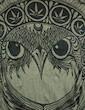 SURE Men´s T-Shirt - The Irie Owl Totem Indians Shamane