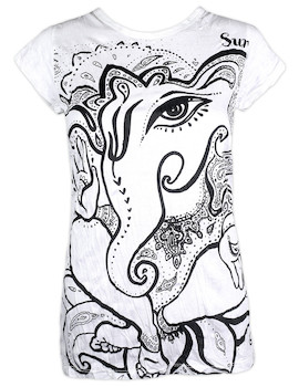 SURE Women's T-Shirt - Elephant God