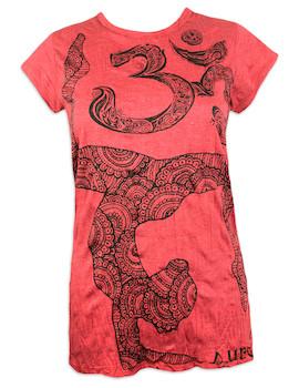SURE Women's T-Shirt - Om Yogi