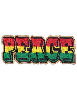 Patch Rasta Peace