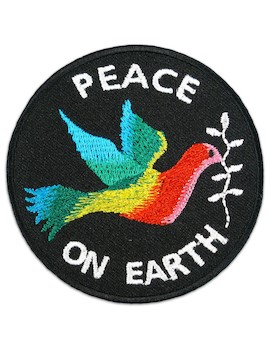 Patch Peace On Earth