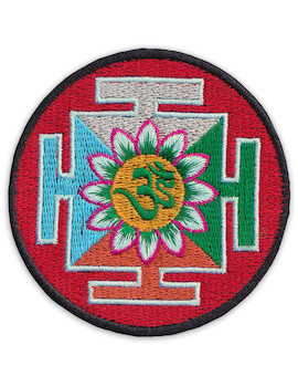 Patch Aum Chakren