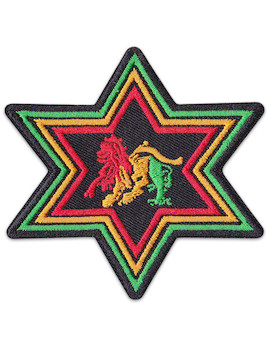 Patch Lion Of Zion