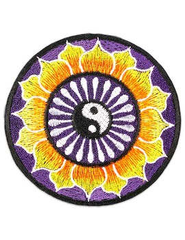 Patch Yin Yang Chakra