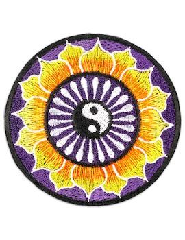 Aufnäher Yin Yang Chakra