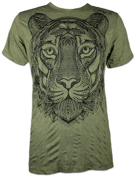 SURE Men´s T-Shirt Bengal Tiger