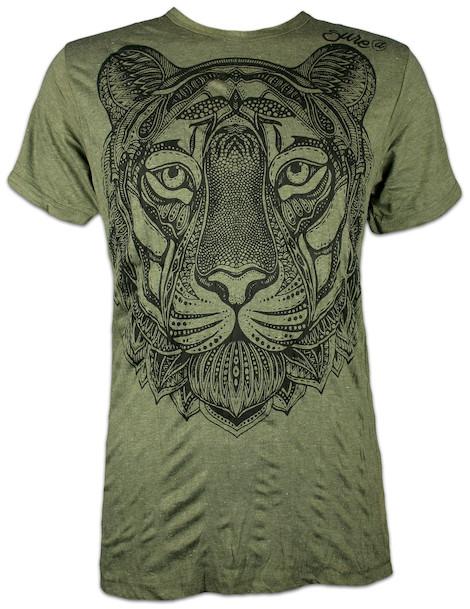 SURE Men´s T-Shirt Bengal Tiger