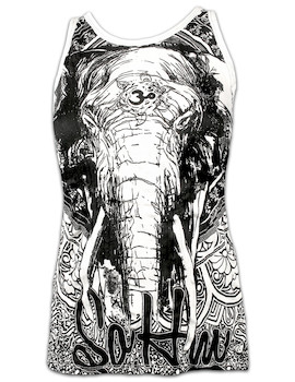 SURE Women´s Tank Top Om Ganesha