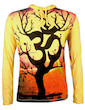 WEED Men´s Hooded Sweater - Om Magic Tree