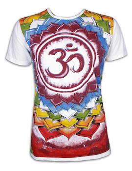 MIRROR Men´s T-Shirt - Aum Magic
