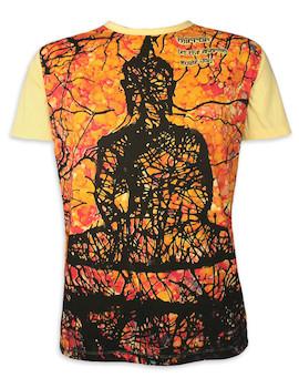 MIRROR Herren T-Shirt - Kraft der Erleuchtung
