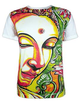 MIRROR Herren T-Shirt - Schweigender Buddha