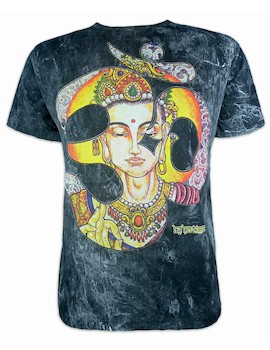 No Time  Men´s T-Shirt - Aum Krishna