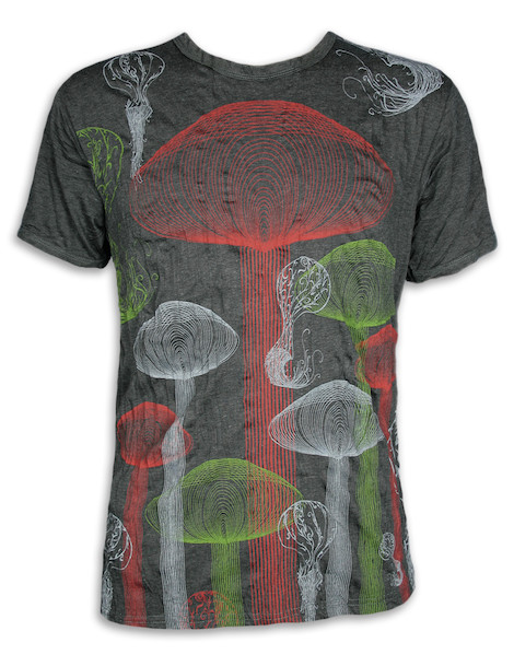 PURE Men´s T-Shirt - Magic Shrooms