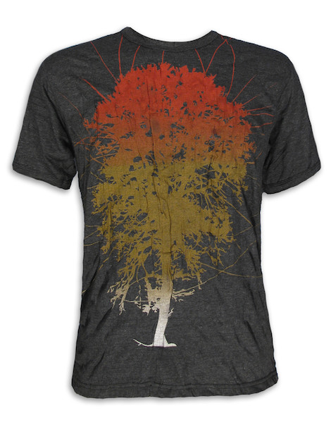 PURE Men´s T-Shirt - World Tree