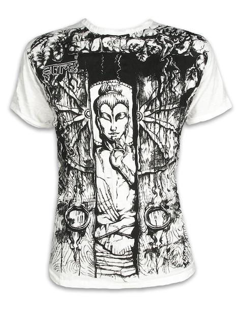 SURE Men´s T-Shirt - Buddha The Wheel of Life