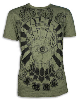SURE Men´s T-Shirt - The Third Eye
