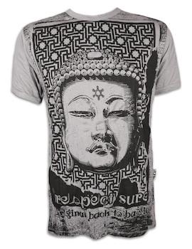 SURE Herren T-Shirt - Khmer Buddha