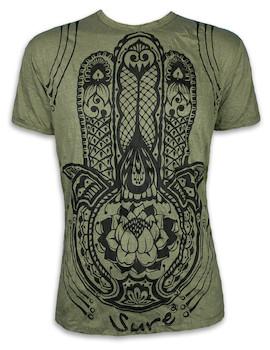 SURE Herren T-Shirt - Hamsa