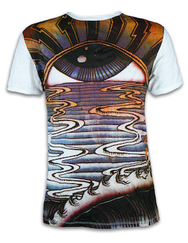 SURE Men´s T-Shirt - Eye Sunset