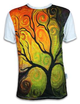 SURE Herren T-Shirt - Der Baum des Lebens