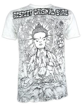 SURE Herren T-Shirt - Nirvana Buddha
