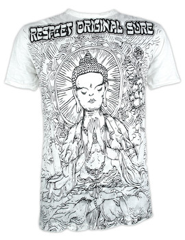 Sure Men´s T-Shirt - Nirvana Buddha