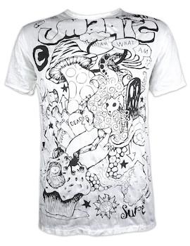 SURE Herren T-Shirt - Psychedelic Wonderland