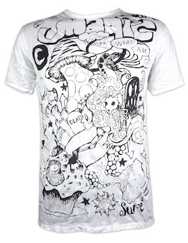 Sure Men´s T-Shirt - Psychedelic Wonderland