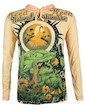 WEED Men´s Hooded Sweater - Dreamworlds